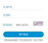 http://0733.gotedu.com/wish2020/login株洲市中考志愿填报系统